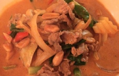 Sawatdee Thai Cuisine of Tampa - Amazing Panang Curry