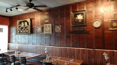 Sawatdee Thai Cuisine of Tampa - Inside Dinning Area